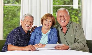 Bild: Seniorengruppe